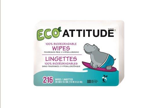 Attitude billendoekjes 3-pack