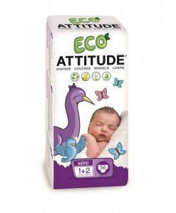Attitude Eco-luiers maat 1-2