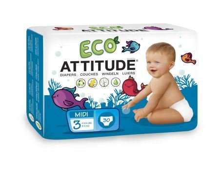 Attitude Eco-luiers maat 3