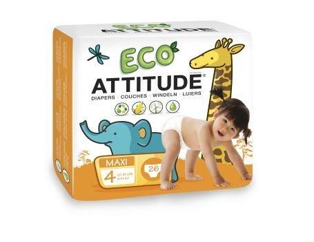 Attitude Eco-luiers maat 4