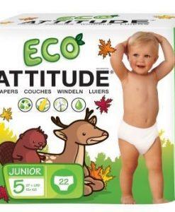 Attitude Eco-luiers maat 5