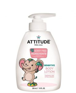 Attitude Little Ones hypoallergene Bodylotion - Parfumvrij