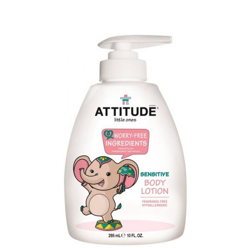 Attitude Little Ones hypoallergene Bodylotion - Parfumvrij