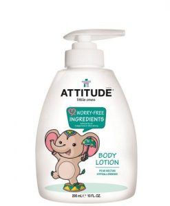 Attitude Little Ones Bodylotion - Pear Nectar