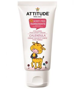 Attitude Little Ones Calendula Crème