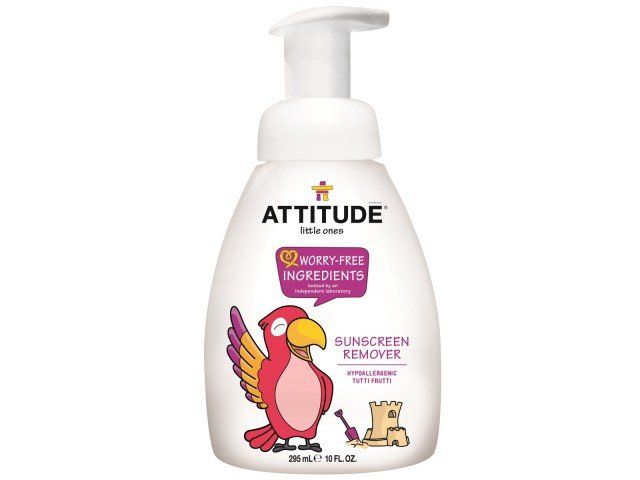 Attitude Little Ones Zonnebrandcrème Remover