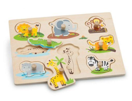 Puzzel safari