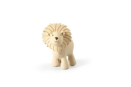 Tikiri natuurrubber leeuw