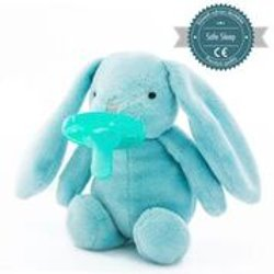 Minikoioi Sleep buddy - blauw konijn