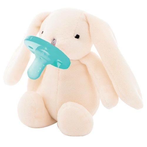 Minikoioi Sleep buddy - wit konijn