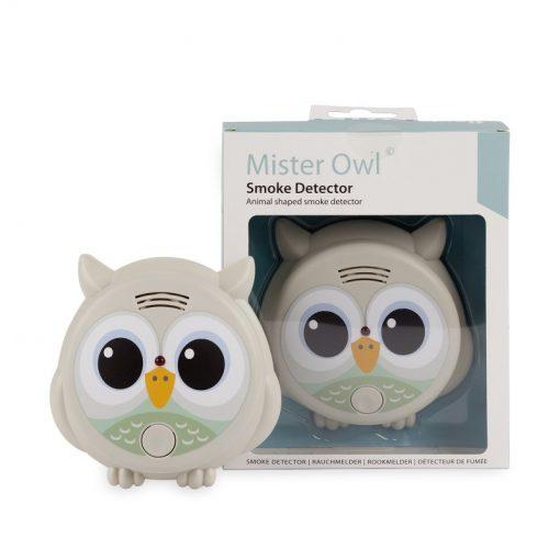 Mister Owl - Uil rookmelder verpakking