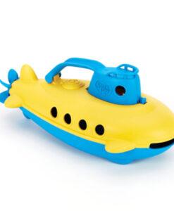 Green Toys - Speelgoed duikboot blauw handvat