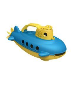 Green Toys speelgoed duikboot blauw