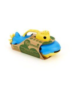 Green Toys duikboot blauw verpakking
