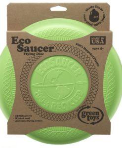 Green Toys frisbee verpakking
