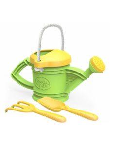 Green Toys gieter met tuingereedschap voor kinderen