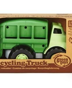 Green Toys recycle truck verpakking