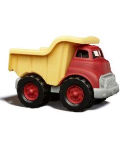 Green Toys rode speelgoed kiepwagen