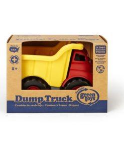Green Toys rode kiepwagen verpakking
