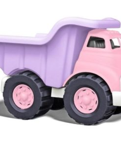 Green Toys roze speelgoed kiepwagen