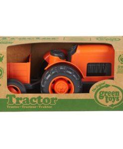 Green Toys speelgoedtractor verpakking