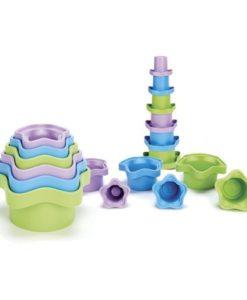 Green Toys stapelaar ster