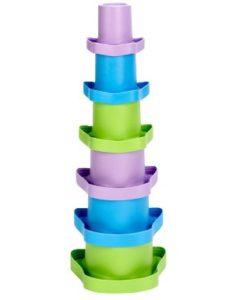 Green Toys sterren stapelaar