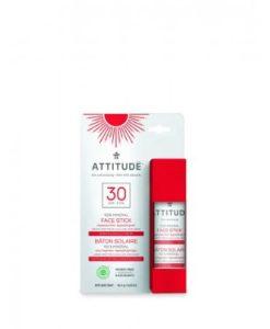 Attitude gezichts- en lipstick