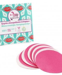 Lamazuna make-up verwijder pads navulling 10st