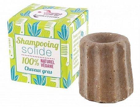 Lamazuna shampoo blok voor vet haar