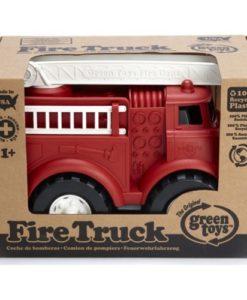 Green toys Brandweerauto verpakking