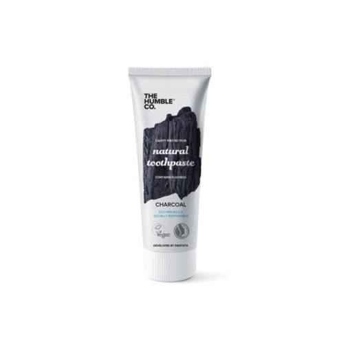 Zwarte tandpasta - Humble Brush
