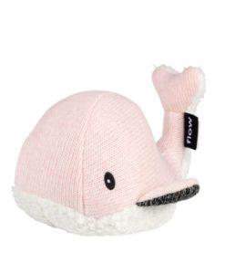 Moby de walvis roze zijkant