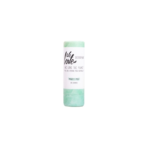 We Love The Planet deodorant stick - Mighty Mint