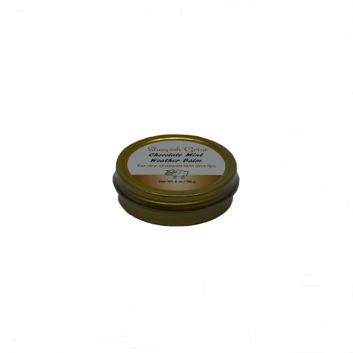 Weather balm chocolate mint - Sheepish Grins