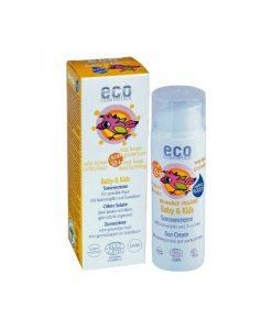 Eco Cosmetics - baby zonnebrand granaatappel SPF50
