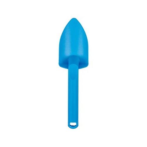 Scrunch strandschepje blauw
