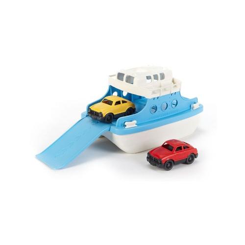 Veerboot met autos - Green Toys