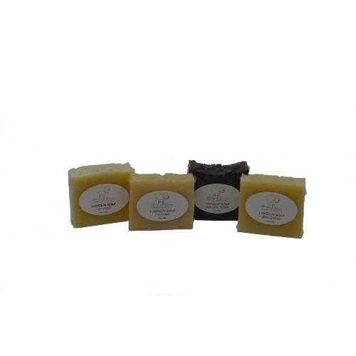 Blok zeep voor wol - Sheepish Grins