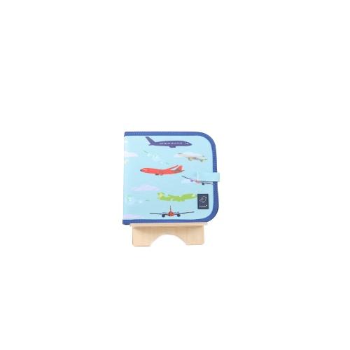 JaqJaq Bird Chalkbook - Aero