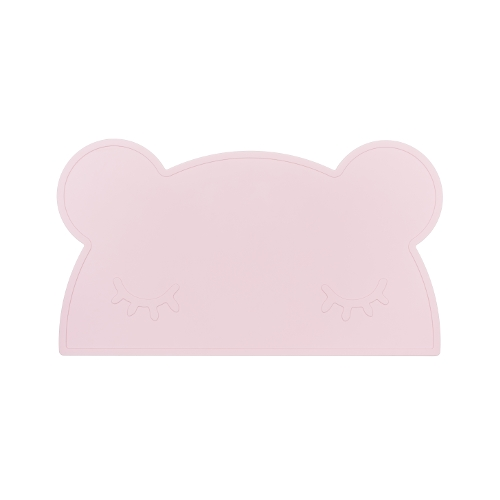 We Might Be Tiny - Placemat Beer Powder Pink
