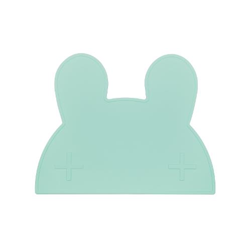 We Might Be Tiny - Placemat Konijn Minty Green