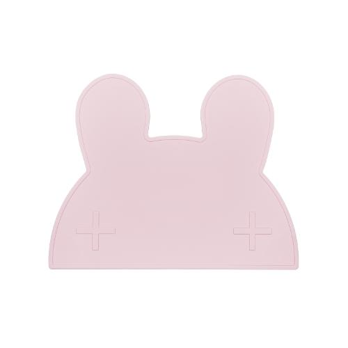 We Might Be Tiny - Placemat Konijn Powder Pink