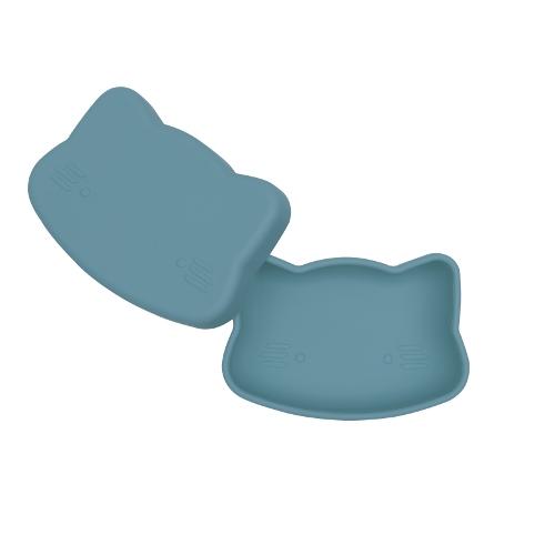 We Might Be Tiny - Snackbox Kat Blue Dusk