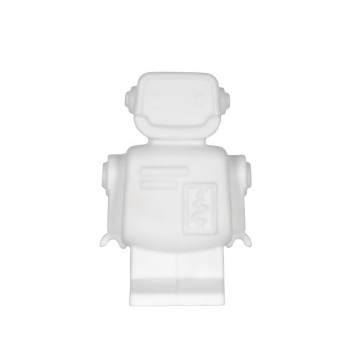 Hero de robot - Flow Amsterdm achterkant