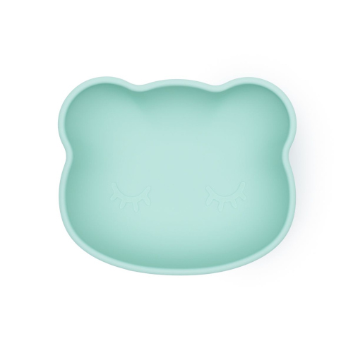 Sticky Bowl Minty Green open - We Might Be Tiny