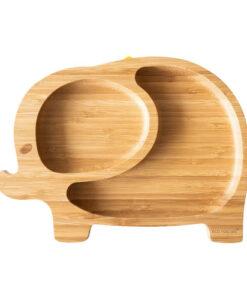 Eco Rascals - Bamboe bord olifant