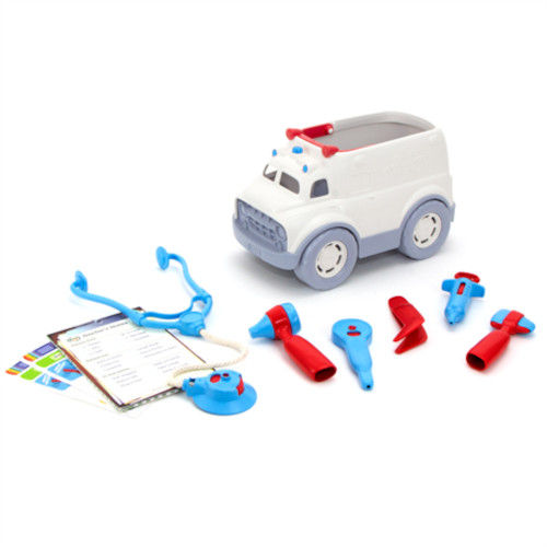 Ambulance en doktersset - Green Toys