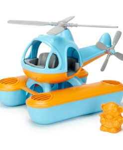 Green Toys - Seacopter blauw