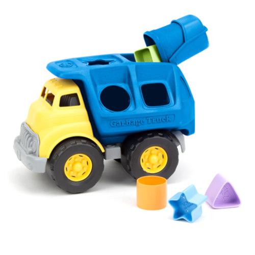 Green Toys - Vormsorteerwagen